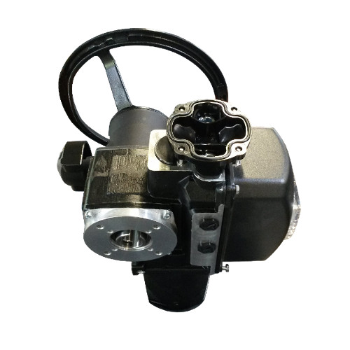 electrical actuator servomotor