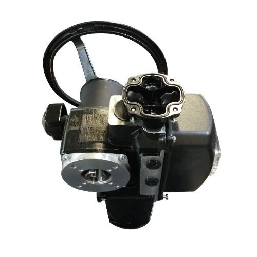 servo-moteur chaudiere industrielle