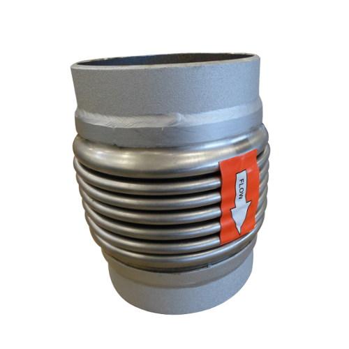 compensateur dilatation vapeur chaudière industrielle