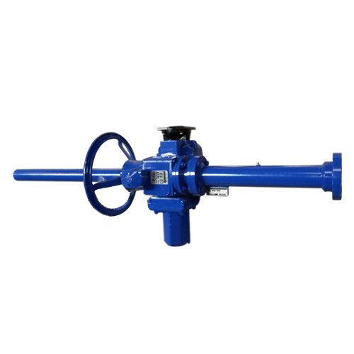 electrical actuator for valves